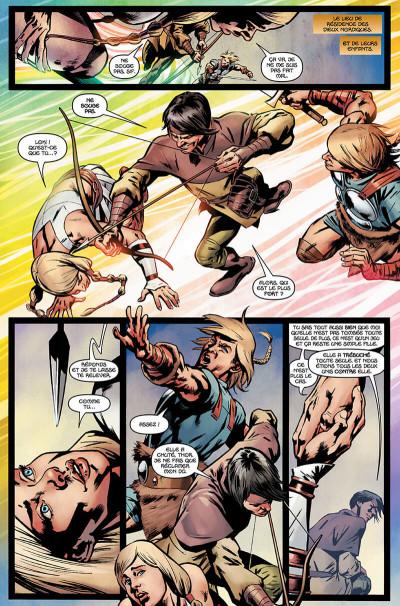 Page 7 Avengers - les origines