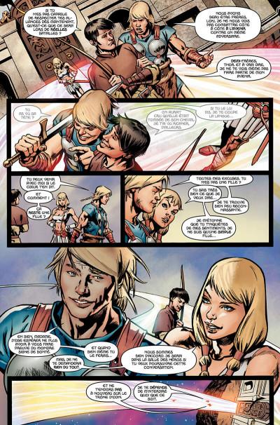 Page 8 Avengers - les origines