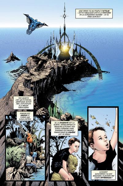 Page 8 Inhumans - Tour d'ivoire