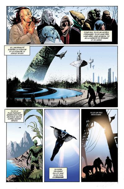 Page 9 Inhumans - Tour d'ivoire