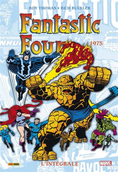 Couverture Fantastic four - intégrale tome 14