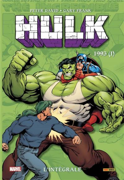 Couverture Hulk - intégrale tome 8