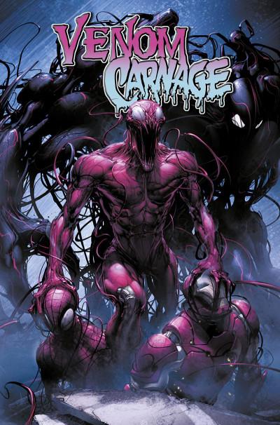 Page 1 Venom vs Carnage