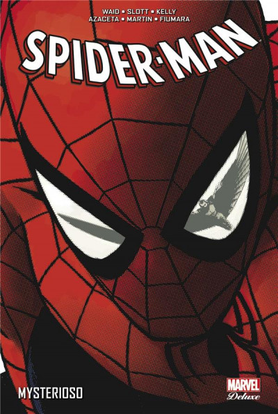 Couverture Spider-man - Mysterioso