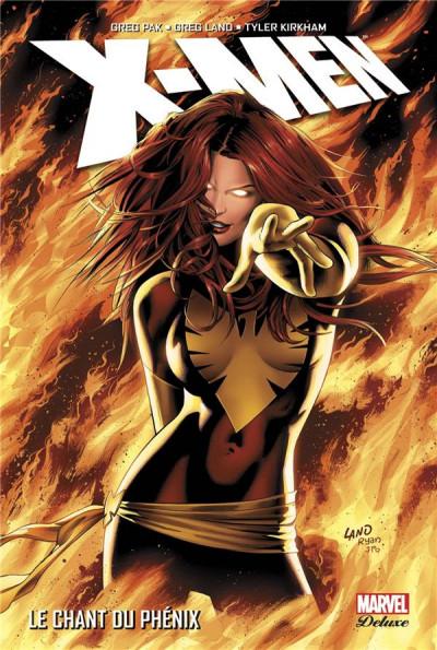 Couverture X-Men - Le chant du phénix