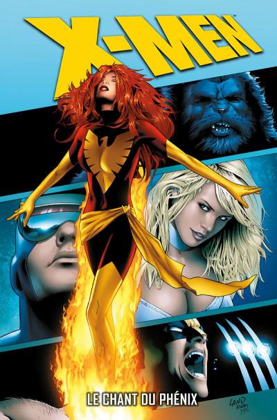 Page 1 X-Men - Le chant du phénix