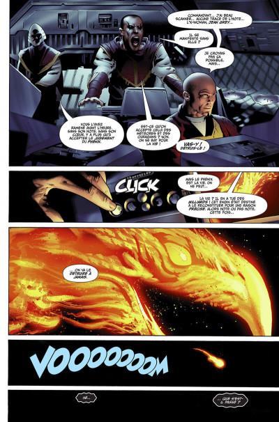 Page 7 X-Men - Le chant du phénix