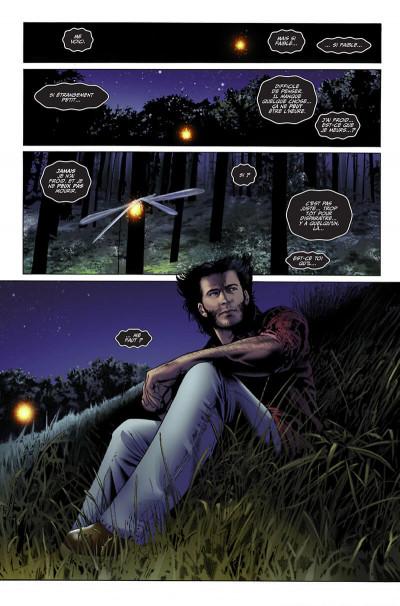 Page 8 X-Men - Le chant du phénix
