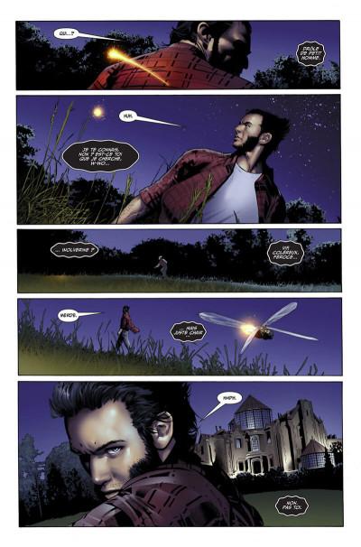 Page 9 X-Men - Le chant du phénix
