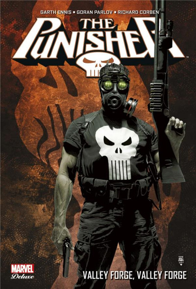 Couverture The punisher tome 7