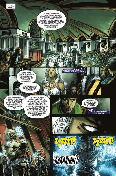 Page 7 Doom war - La guerre de Fatalis