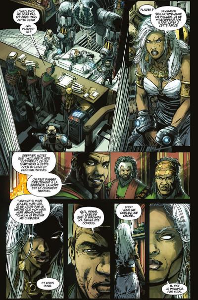 Page 8 Doom war - La guerre de Fatalis