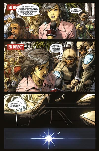 Page 9 Doom war - La guerre de Fatalis