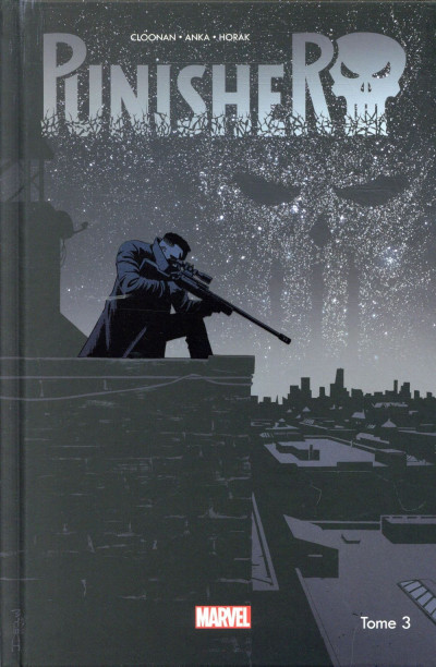 Couverture Punisher all-new all-different tome 3