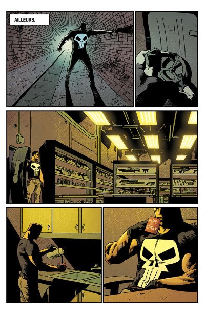 Page 7 Punisher all-new all-different tome 3