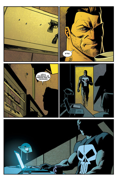 Page 8 Punisher all-new all-different tome 3