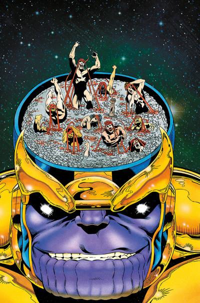 Page 2 Thanos - La quête de Thanos