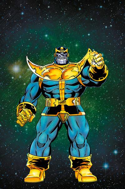 Page 4 Thanos - La quête de Thanos