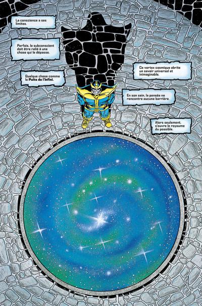Page 7 Thanos - La quête de Thanos
