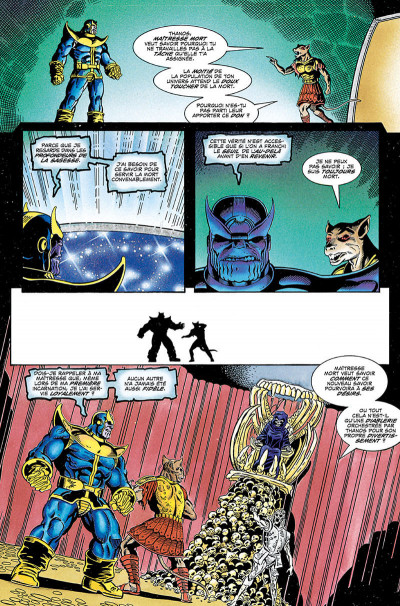 Page 8 Thanos - La quête de Thanos