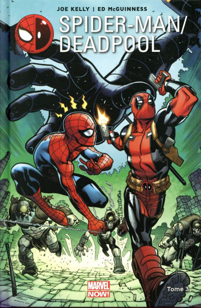 Couverture Spider-Man / Deadpool tome 3