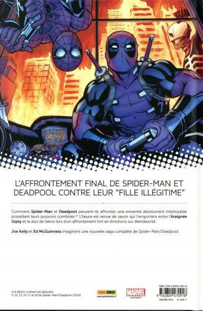 Dos Spider-Man / Deadpool tome 3