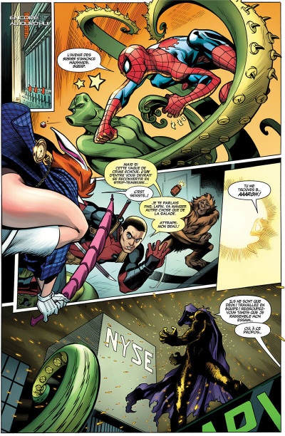 Page 9 Spider-Man / Deadpool tome 3