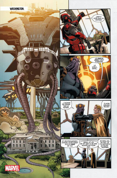 Page 3 Secret empire tome 5