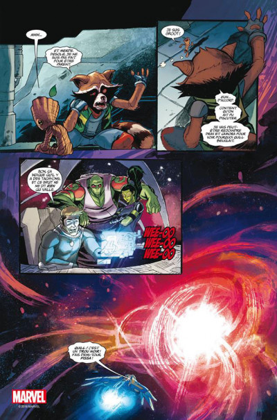 Page 5 Marvel universe tome 5