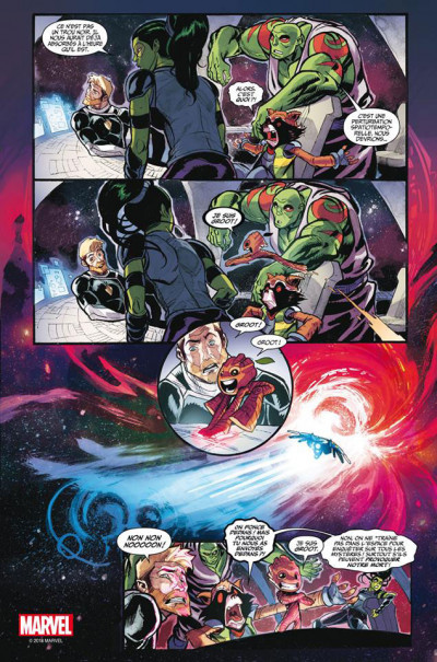 Page 6 Marvel universe tome 5