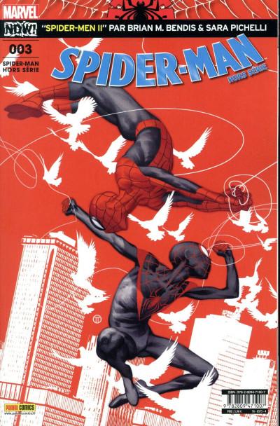 Couverture Spider-Man - hors-série tome 3