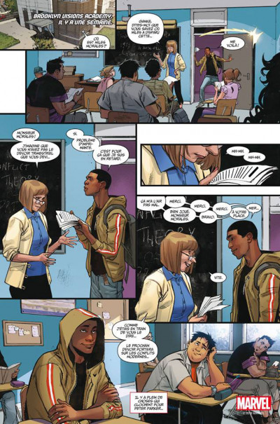 Page 6 Spider-Man - hors-série tome 3