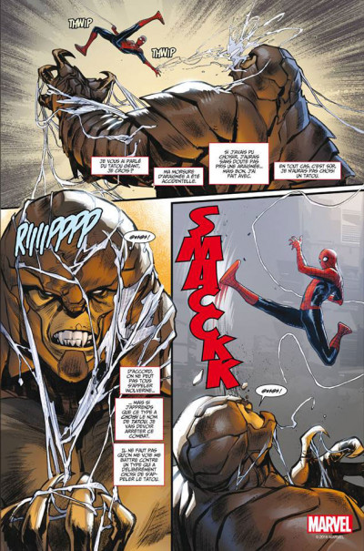Page 8 Spider-Man - hors-série tome 3