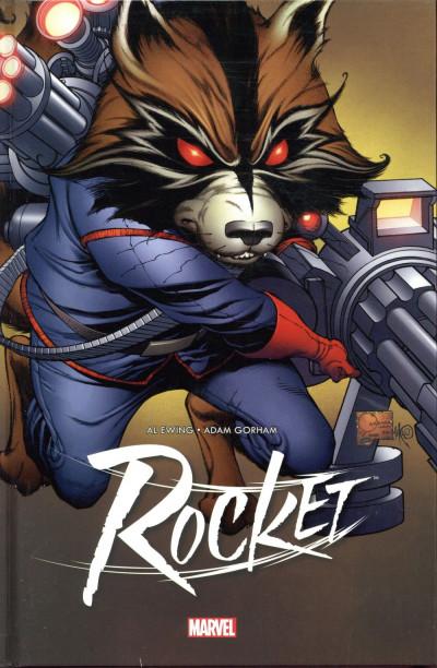Couverture Rocket