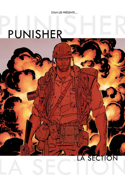 Page 1 Punisher - The platoon