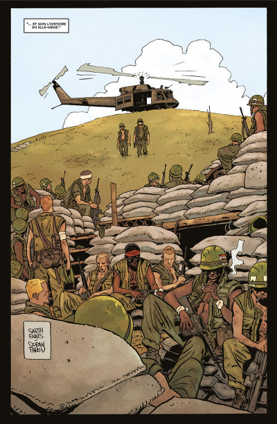Page 9 Punisher - The platoon