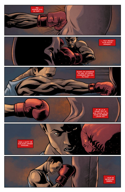Page 5 Captain America - Sam Wilson tome 2