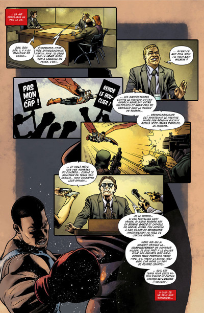 Page 7 Captain America - Sam Wilson tome 2