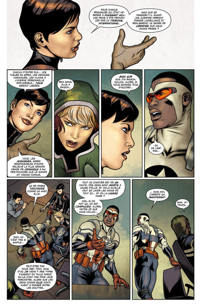 Page 9 Captain America - Sam Wilson tome 2