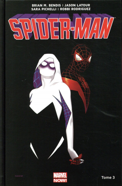 Couverture Spider-man all-new all-different tome 3