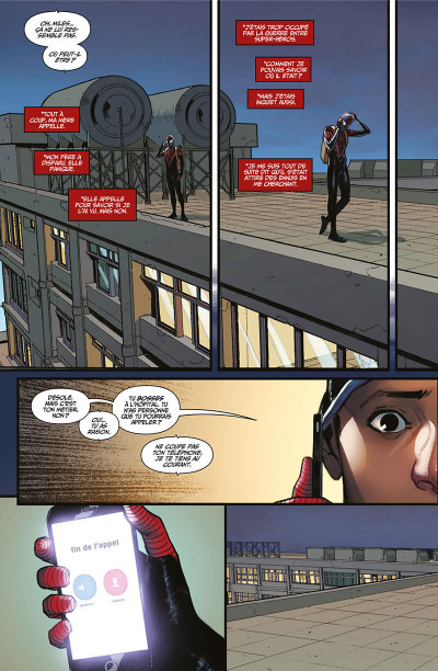 Page 8 Spider-man all-new all-different tome 3