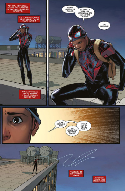 Page 9 Spider-man all-new all-different tome 3