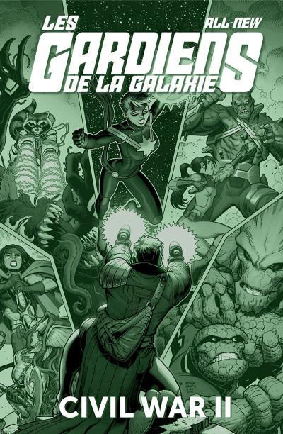 Page 1 All-new les gardiens de la galaxie tome 3