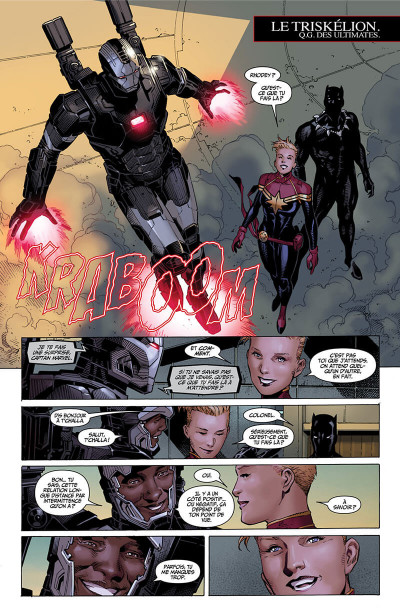 Page 5 All-new les gardiens de la galaxie tome 3