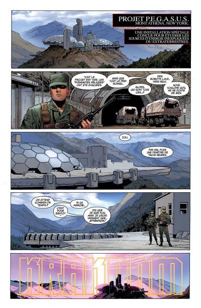 Page 8 All-new les gardiens de la galaxie tome 3