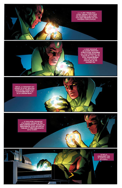 Page 5 All new Avengers tome 3