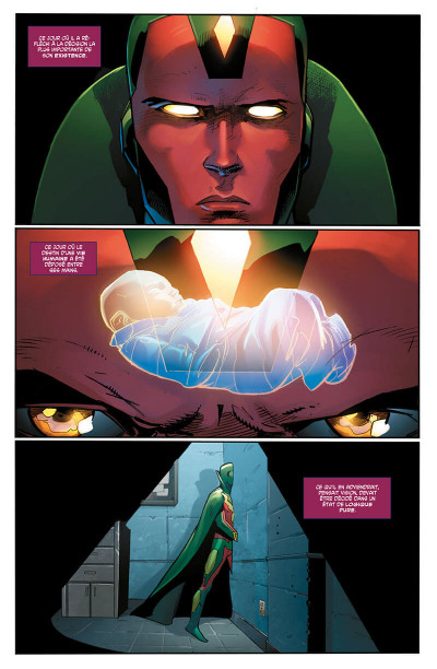 Page 6 All new Avengers tome 3