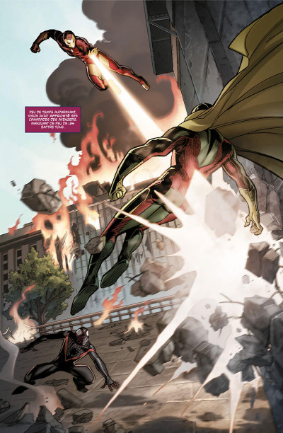 Page 7 All new Avengers tome 3