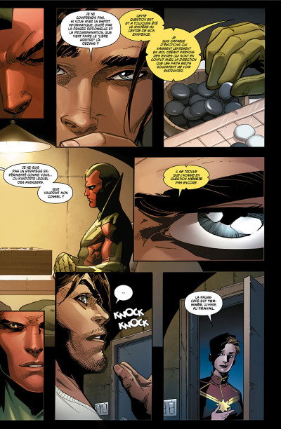 Page 9 All new Avengers tome 3