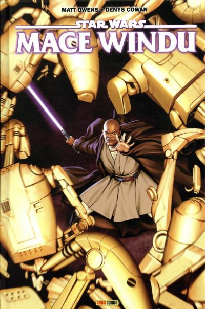Couverture Star wars - Mace Windu